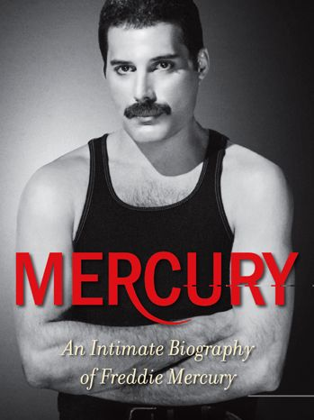 Freddie Mercury, lead singer of the band Queen and one of the most talented and influential musicians of our time is chronicled in the intimate biography, MERCURY by Lesley-Ann Jones. Description from books.simonandschuster.com. I searched for this on bing.com/images