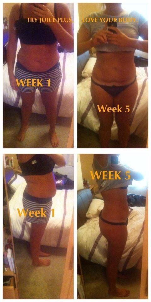 how to lose weight on juice plus