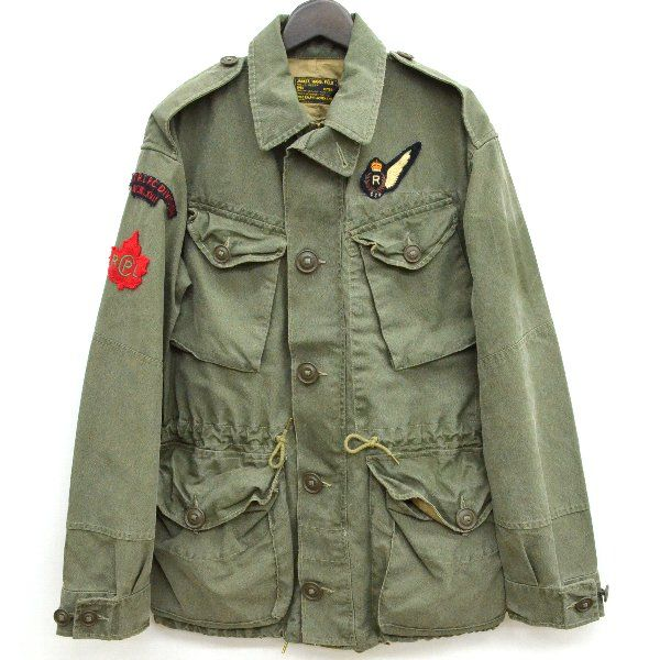 RAGNET | Rakuten Global Market: POLO RALPH LAUREN Polo Ralph Lauren /  M-1943 field jacket and Olive olive / size: S/MIL-J-4883A [fs]