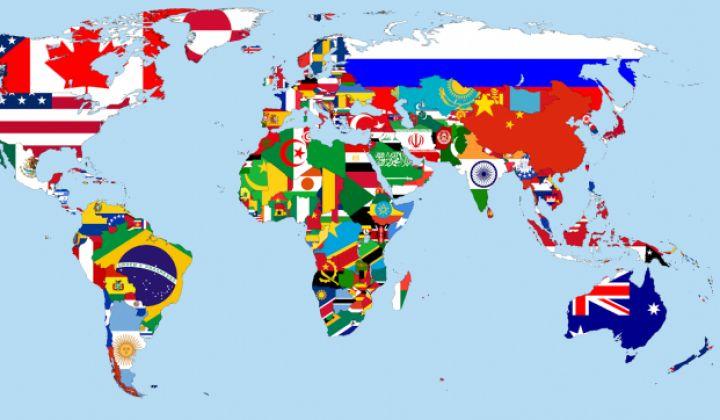 Los 10 Países Más Grandes del Mundo | Planeta Curioso