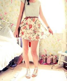 tumblr spring outfits - Căutare Google