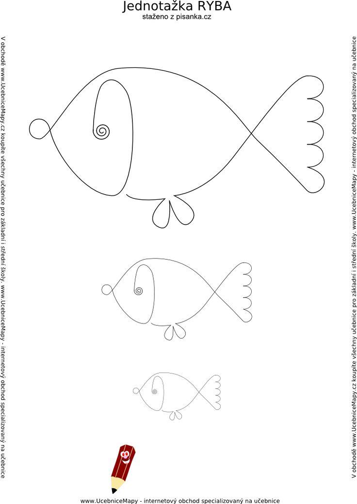 jednotažka ryba