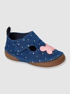 Zapatillas de lona niña