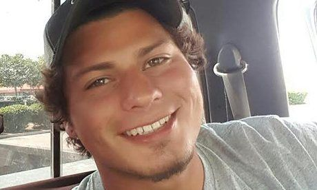Dylan Noble was killed after being pulled over at California gas station, and multiple shots were fired even as he was wounded and lying on his back