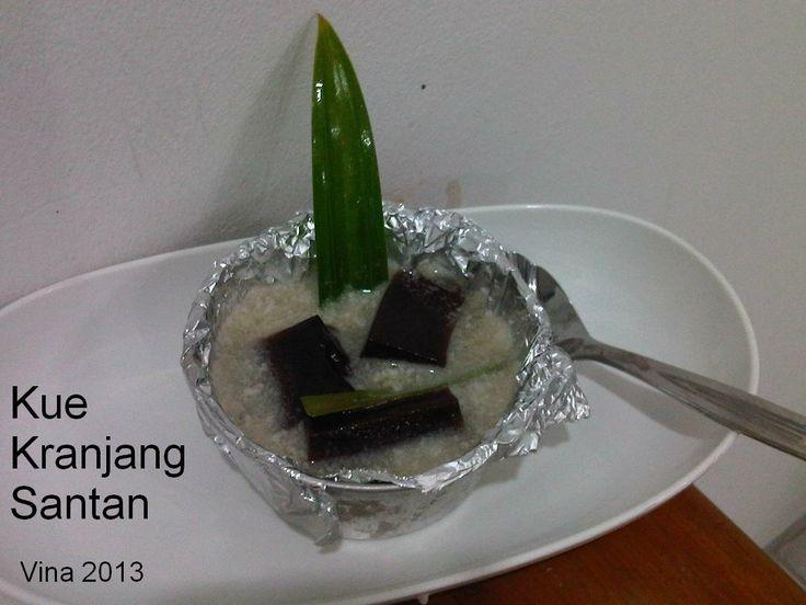 Kue Kranjang Santan http://dapoervina.blogspot.com/2013/04/kue-kranjang-santan.html