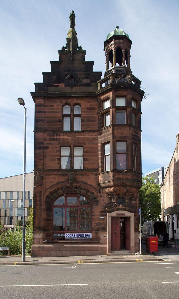 Former British Linen Bank, Glasgow