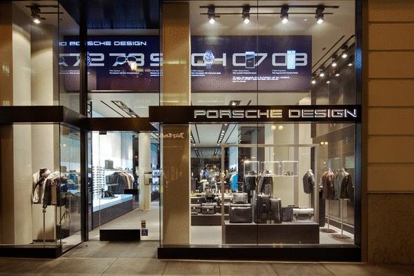 Porsche Design Store - San Francisco