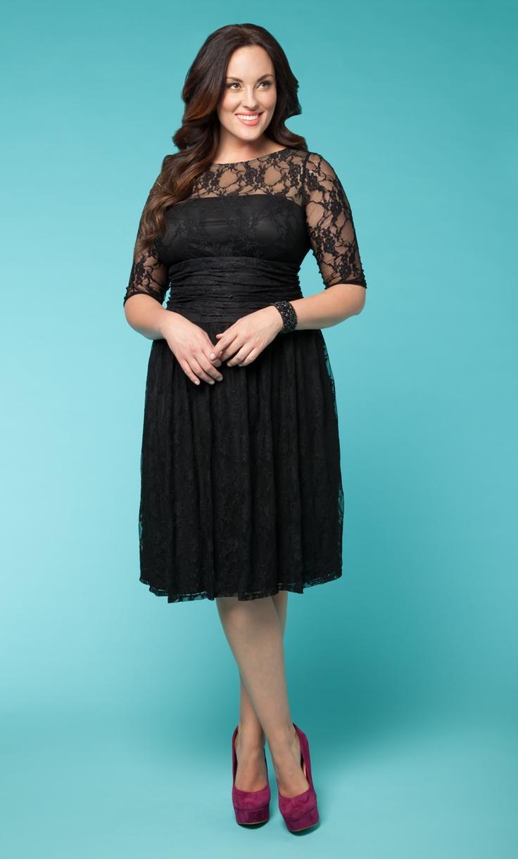 40 best big size fashion images on Pinterest | Feminine fashion ...