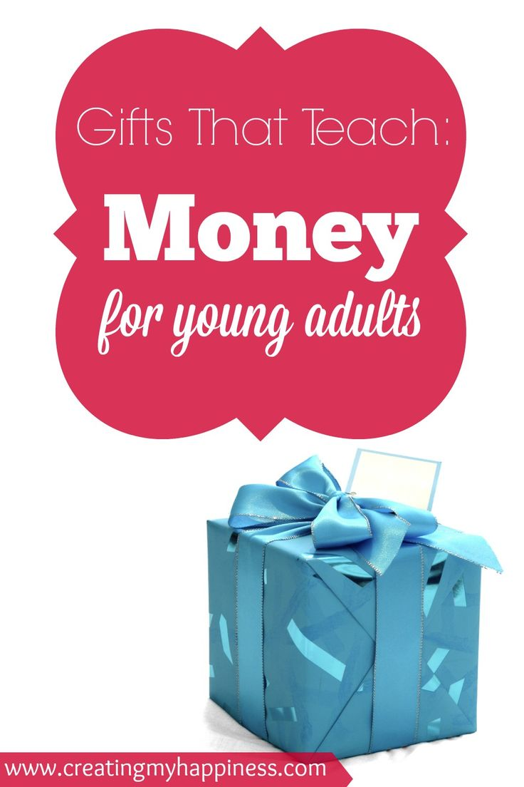 Gifts That Teach Money For Young Adults