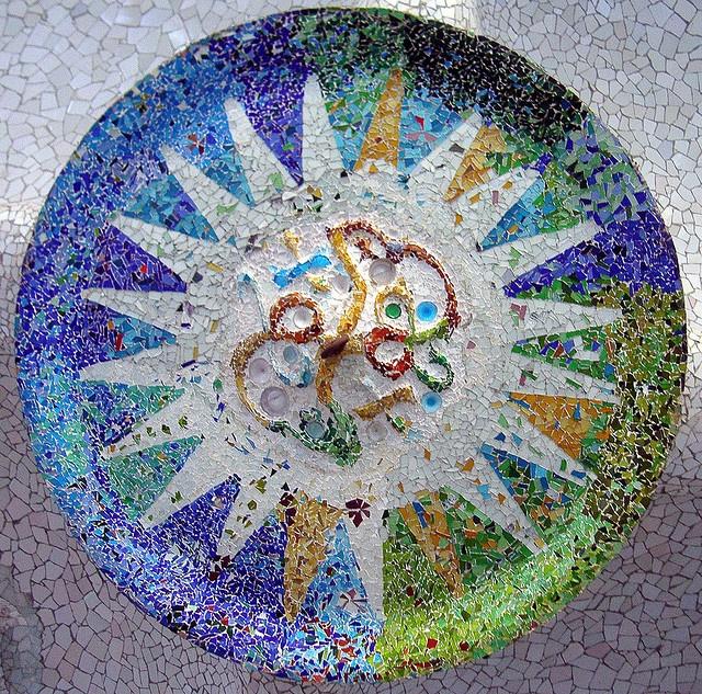 Gaudí - Barcelona - Parque Güell 1 / Paranoarte Rede Solidária de Artesanato e Cultura Popular picture on VisualizeUs