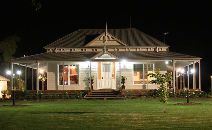 Our photo gallery shows our beautiful Harkaway Homes - Classic Victorian and Early Federation Verandah homes
