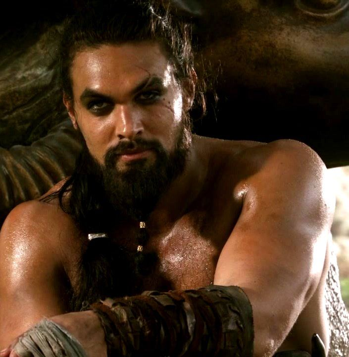 Khal Drogo (Jason Momoa) He was definitely one of my favorites!