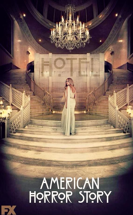 52 best ew american horror story images on pinterest for Ahs hotel decor
