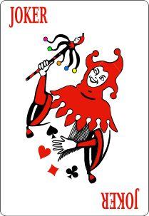 Joker red 02 - Jeu de 52 cartes — Wikipédia