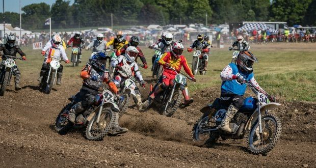 Racing Schedule Announced For 2019 Ama Vintage Motorcycle Days Featuring Honda Quick Throttle Magazine Vintage Motorcycle Racing Motorcycle