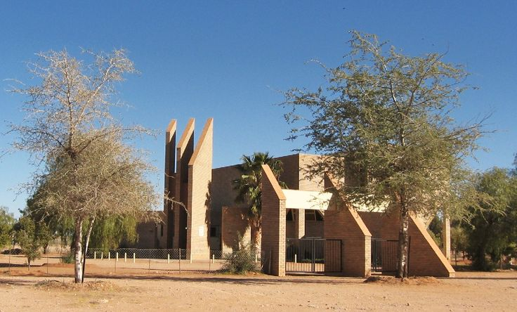 Koes small village in Namibia