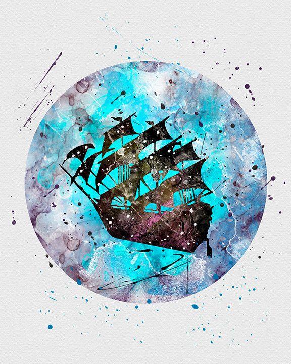 Peter Pan Ship