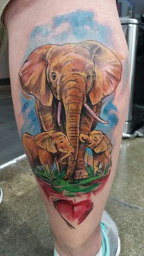 Best 25 watercolor elephant tattoos ideas on pinterest for Twin tattoos for mom