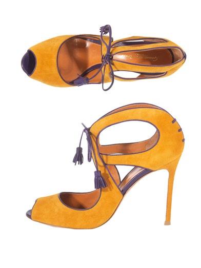 Gianvito Rossi: Gianvitorossi, Rossi Contrasttrim, Gianvito Red, Orange Beautiful, Shoes Personalized, Shoes Shinee, Suede Shoes, Shoes Beautiful, Rossi Heels