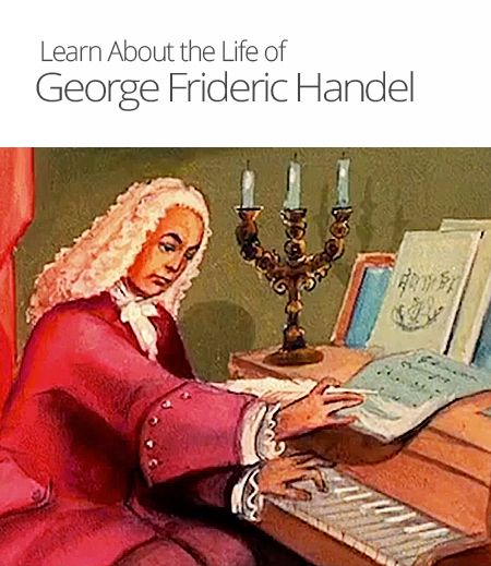 the life and works of george frideric handel George frideric handel (23 february 1685 - 14 april 1759) was a german-english baroque composer who is famous for his operas collected editions of handel's works include the händel-gesellschaft (hg) and the hallische händel-ausgabe.