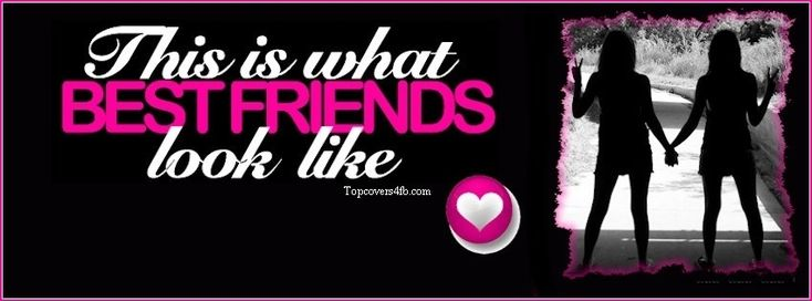 Best Friends Looks Like This Facebook Timeline Cover