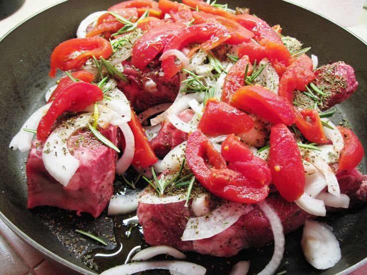 Neapolitan Pork Ribs (Costolette di Maiale Arriganata) - just serve with a vegetable; skip the pasta