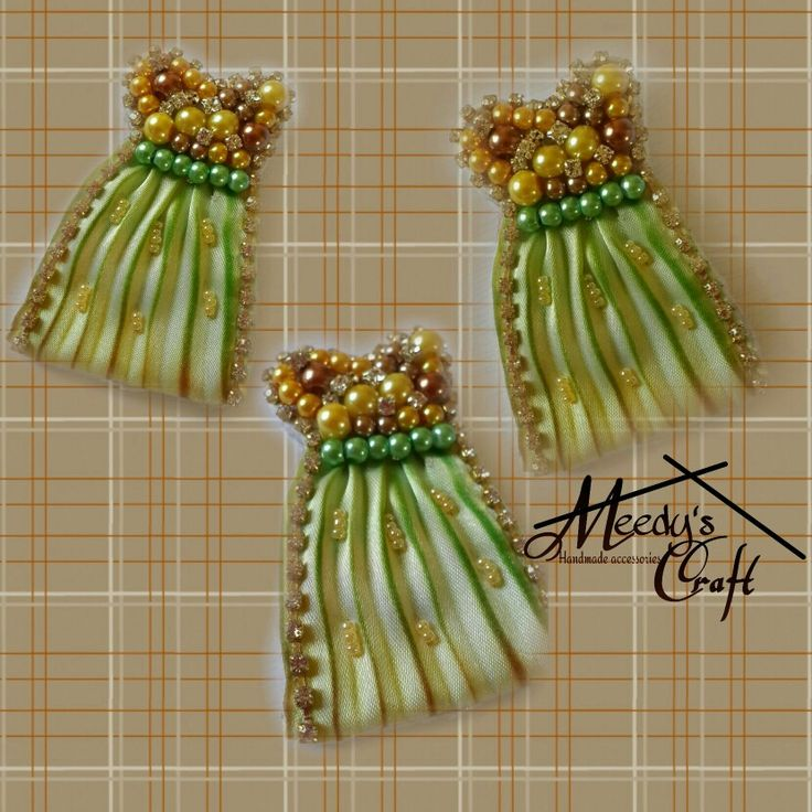 Mini green shibori dress