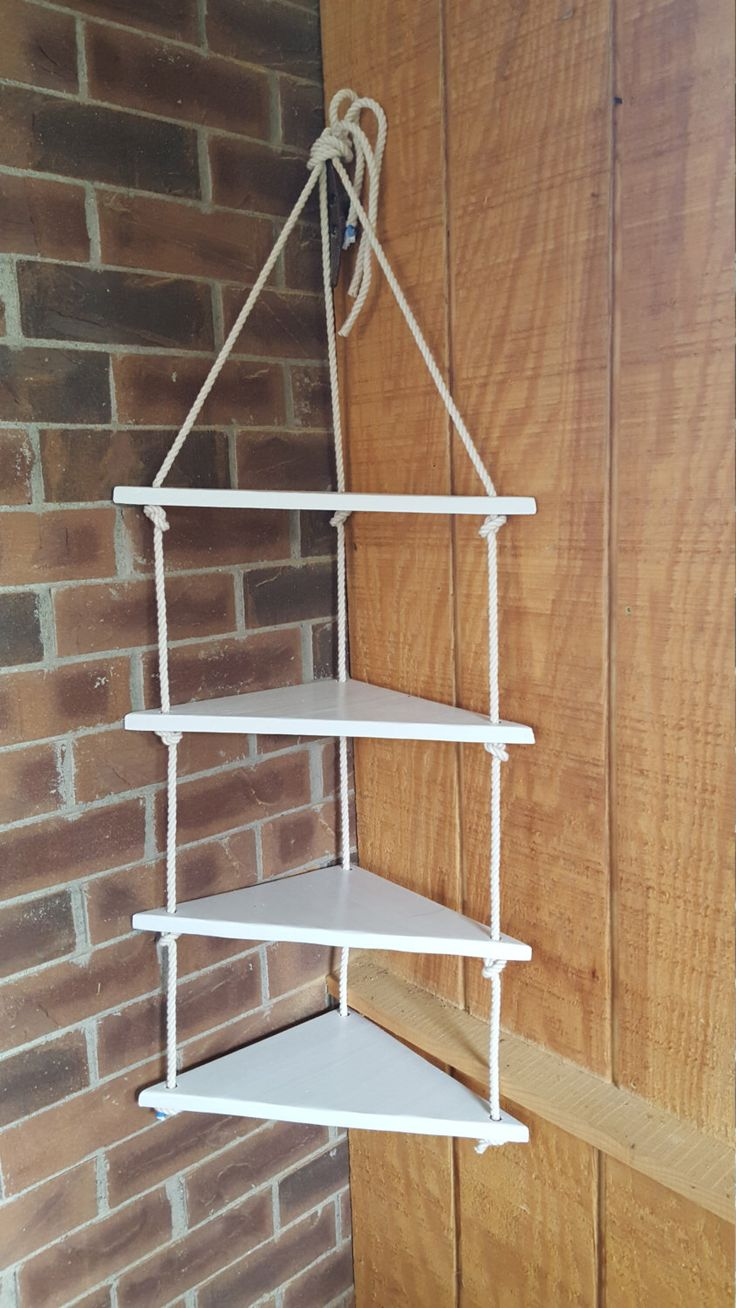 Best 25 Rope Shelves Ideas On Pinterest Diy Furniture