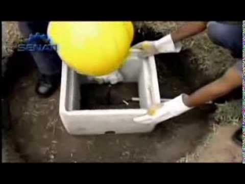 Instalación de un Pozo a Tierra - YouTube