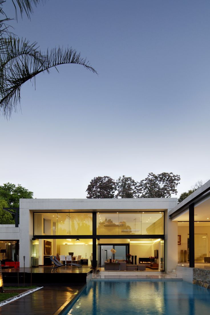 House Mosi | Light | Nico van der Meulen Architects #Design #Light #Architecture #Contemporary