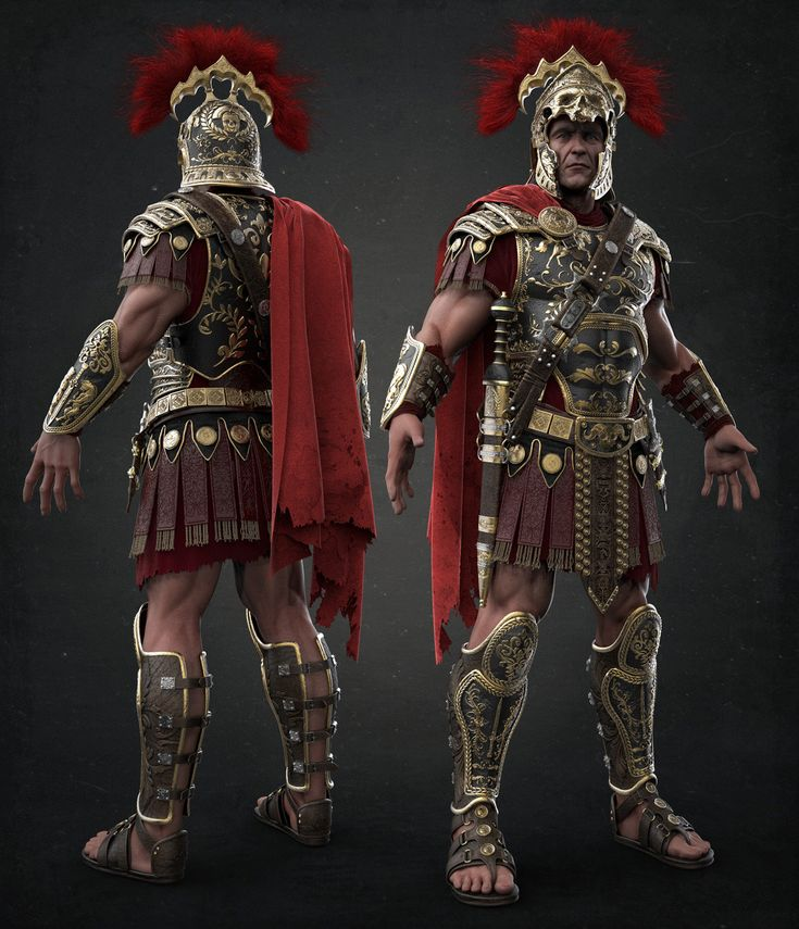 The Centurion Damon Woods | Zbrush Tuts
