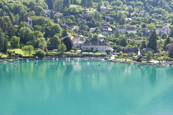 Abbaye de Talloires, Hotel Annecy, chambres Annecy, Hotel Lac Annecy