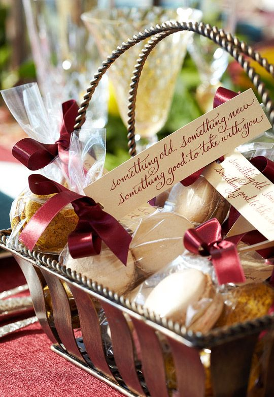 I love baking homemade sugar cookies to give as party favors for guests to take home as a sweet memento of the day...
