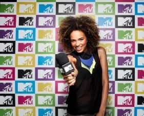 A Ana Sofia é a nova VJ da MTV Portugal :)