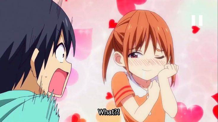 Aho Girl Ep 12 Yoshiko as Kid :D
