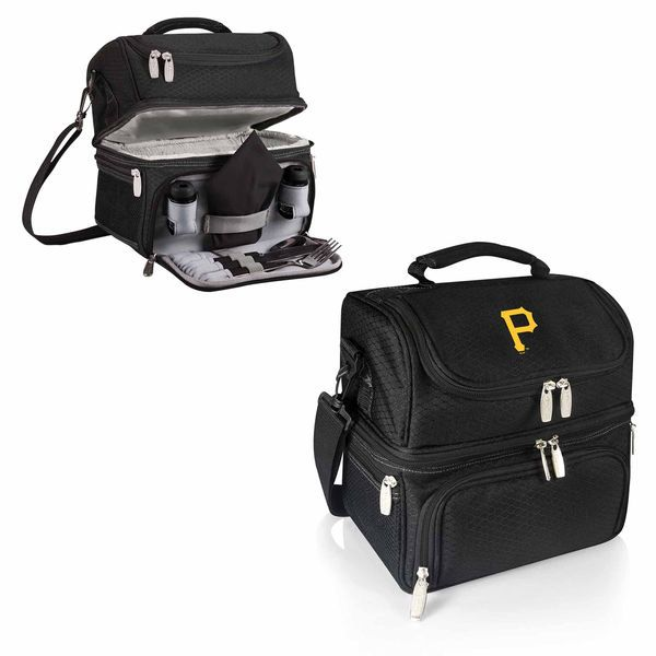 Pittsburgh Pirates Pranzo Lunch Tote - Black - $59.99