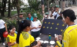 Policia Nacional promueve la proteccion del patrimonio cultural