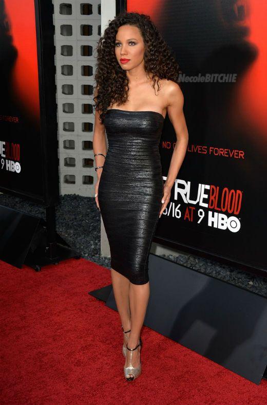 Jurnee Smollet Bell True Blood Red Carpet 4 | Jurnee Smollett grew up to be so beautiful