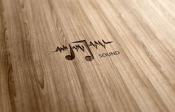 Sound Logo Design by Florin Chitic on Creative Market
