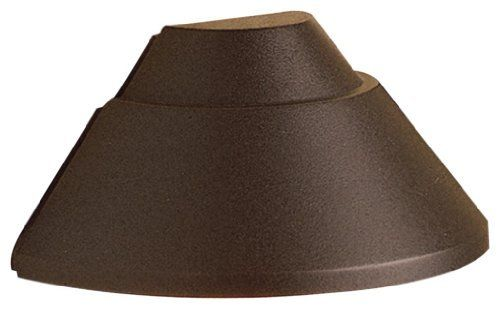 Kichler Lighting 15165AZ Mini Deck Light 12-Volt Deck and Patio Light, Architectural Bronze by Kichler. $34.99. From the Manufacturer                The Kichler Lighting 15165AZ Mini Deck Light 12-Volt Deck and Patio Light has a small, simple styling. Ideal for lighting along decks, porch steps and above stairways in salt air environments. This fixture extends the home's living space at night, highlighting the setting and enhancing the safety and security of the home's ...