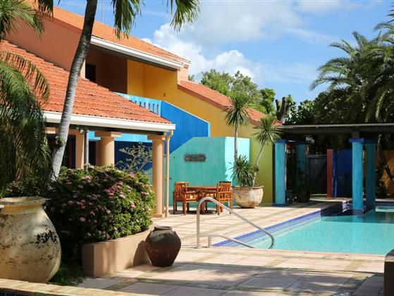 La Belle Hortense is a spectacular 4BR ensuite baths villa w detached 1BR1BA guest house in gated and guarded Estate Shoys. Comes completely furnished w tasteful arts and furniture it has over 8000 sq. ft. living space spacious garden and courtyard w custom tiled floors and pool area.  Equipped w solarnet metering tank less H20 heaters private well w RO system for fresh H20 and hurricane impact resistant windows. Secluded and private it has direct gorgeous views of the sea and distant ...