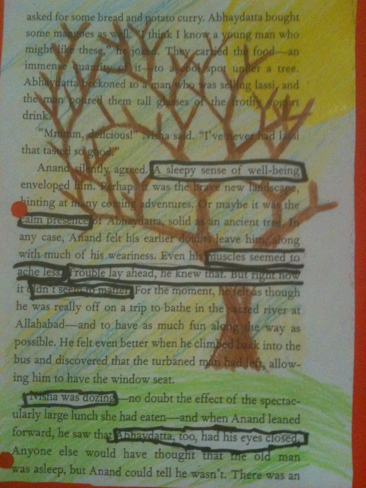 Tone + Mood in Literature - Moving Beyond Paragraphs (Photocopy a key page from a reading, let students draw over it for visual journals)