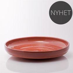 Saher stort serveringsfat i keramikk
