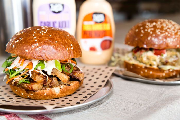 Chur Burger's Warren Turnbull: Top Ten Tips For Making The Perfect Burger