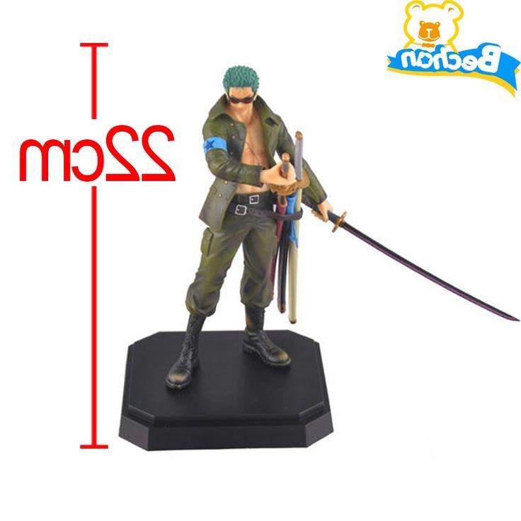 33.15$  Buy now - https://alitems.com/g/1e8d114494b01f4c715516525dc3e8/?i=5&ulp=https%3A%2F%2Fwww.aliexpress.com%2Fitem%2FNew-Japan-Anime-One-Piece-Banpresto-Roronoa-Zoro-Figure-PVC-Action-Figure-One-Piece-Figurine-Doll%2F32679691504.html - New Japan Anim http://amzn.to/2injADD