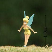 Yüksekliği Kaliteli Karikatür Sevimli funko pop oyuncaklar Tinkerbell Peri Sevimli Tamircilik Çan Aksiyon Figürleri Perakende Bebekler Hediye Çocuk Için(China (Mainland))