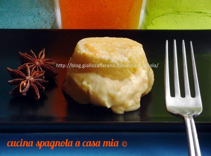 COULANT DI FORMAGGIO, TORTINO SALATO CON CUORE FONDENTE
