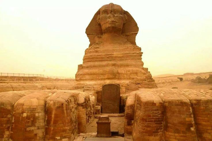 The Great Sphinx - Travel Vacation Packages http://www.maydoumtravel.com/Egypt-Travel-and-Tour-Packages/4/0/