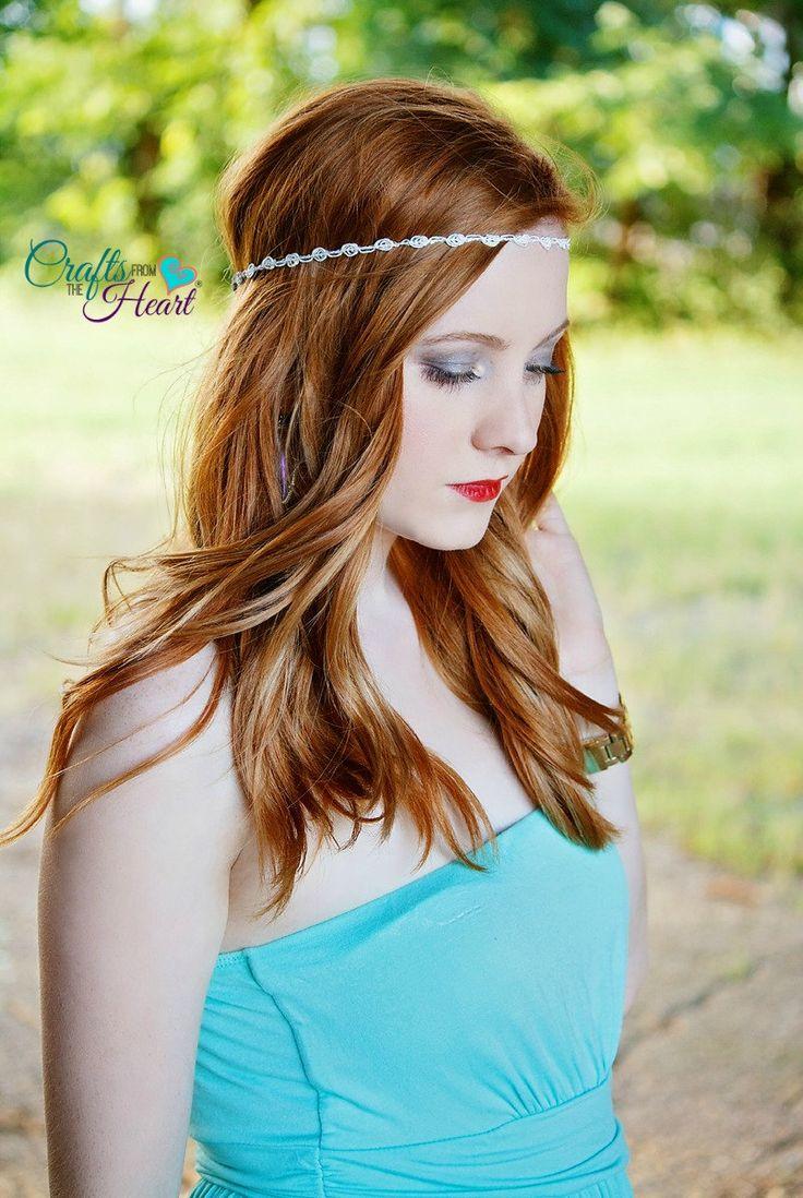 Best 25+ Forehead headband ideas on Pinterest | Wedding ... - photo #32