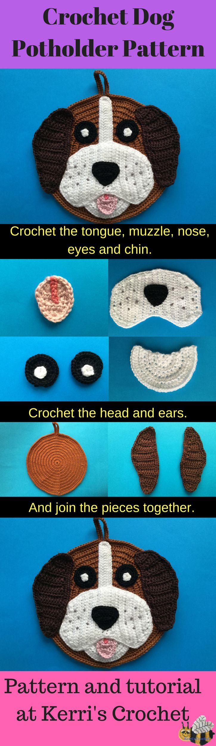 1367 besten Crochet Dishcloths/Potholders Bilder auf Pinterest ...